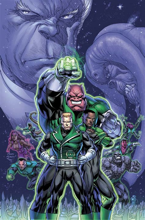 green lantern corps murthareviews