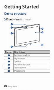 Pdf Manual For Samsung Tablet Galaxy Tab Galaxy Tab 10 1 16gb