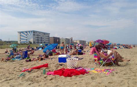 Ocean City Festival May Cause Delays On Md Bay Bridge Wtop