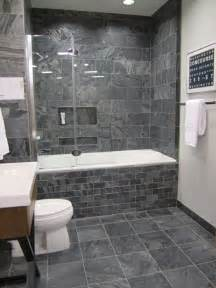 slate tile bathroom designs 40 gray bathroom wall tile ideas and pictures