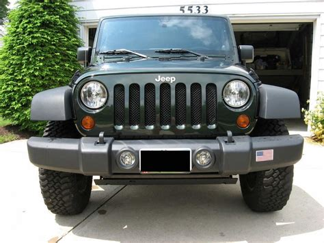 jeep grill jk grill mod mesh grill modification for jk jeep wrangler