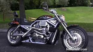 Harley V Rod : used 2002 harley davidson vrsc v rod motorcycles for sale youtube ~ Maxctalentgroup.com Avis de Voitures
