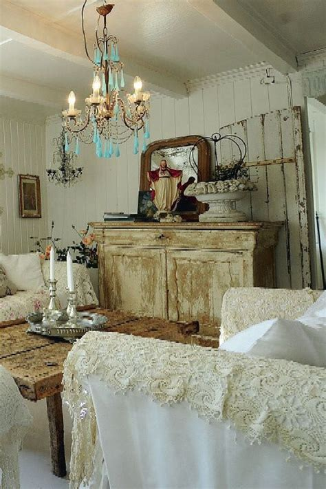 shabby chic living room shabby chic country cozy comfy