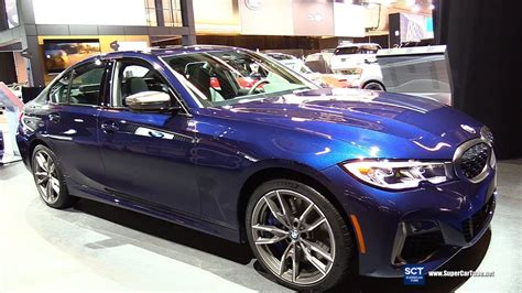 2019 Bmw M340i by 2019 Bmw 3 Series M340i Xdrive Exterior And Interior