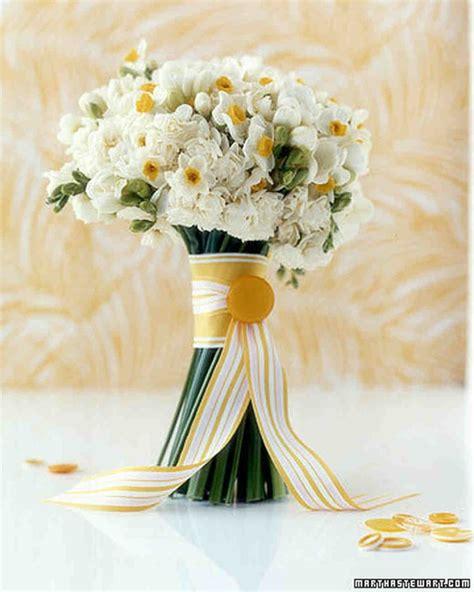 White Wedding Flowers Martha Stewart Weddings