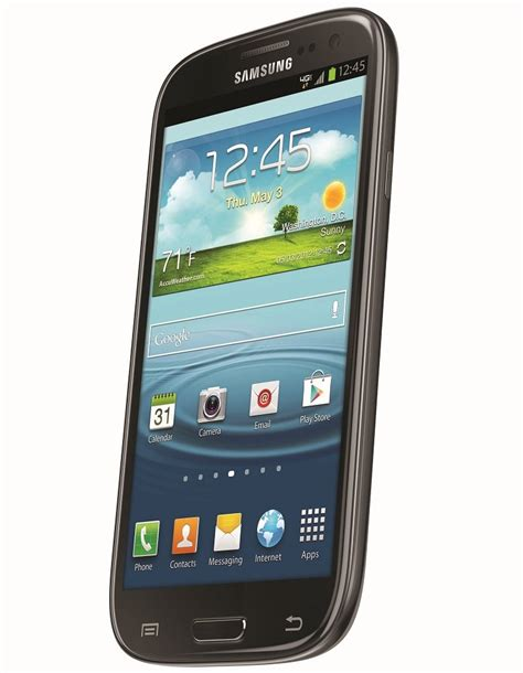 verizon wireless smartphones samsung galaxy s3 black 16gb verizon