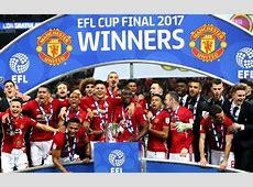 Manchester United 3 Southampton 2, EFL Cup final Zlatan