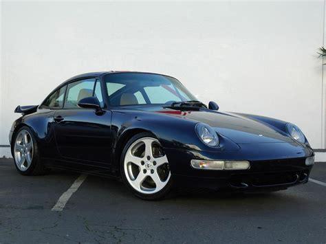 1998 Porsche 911 Targa Ruf Turbo