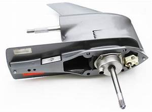 Mercury Marine 200  225  250 Hp Lower Unit Gear Case Assembly Outboard Boat Motor
