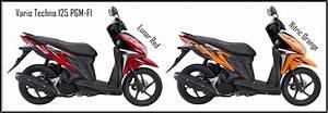 Motorcycle  Honda Vario Techno 125 Pgm Fi