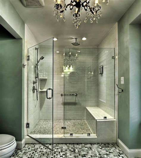 diy bathroom shower ideas 10 walk in shower ideas that are bold and just diy decor