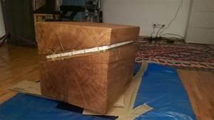 Epoxidharz Holz Kleben : mit etwas holz und epoxy schufen sie ein atemberaubendes ~ Michelbontemps.com Haus und Dekorationen