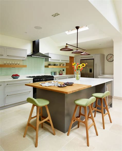 kitchen islands designs with seating 15 kitchen islands with seating for your family home