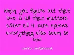 Carrie Underwood Lyric Quotes Quotesgram