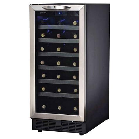 built  wine fridge