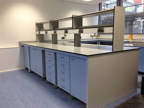 Lab Cupboards by Laboratory Gallery Associated Joinery Techniques