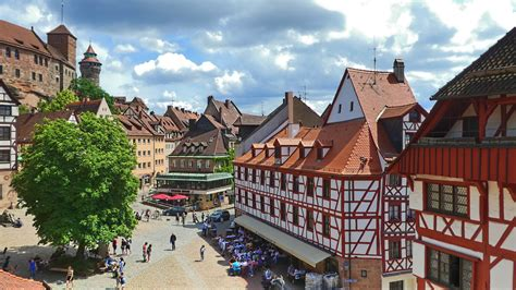 altstadt nuernberg foto bild deutschland europe