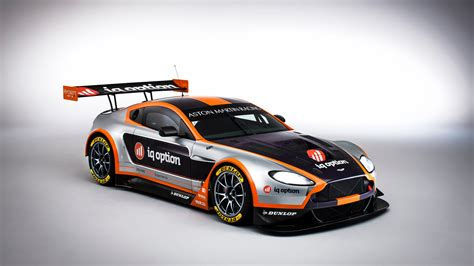 Aston Martin Racing Car Wallpaper