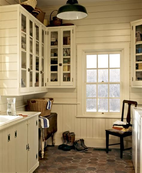 Porch Utility Room by Laundry Room By Crisp Architects I How It Looks