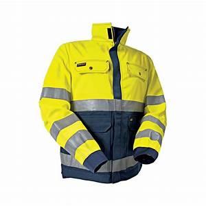 veste femme fluo haute visibilite blaklader 4026 With vêtement de travail femme