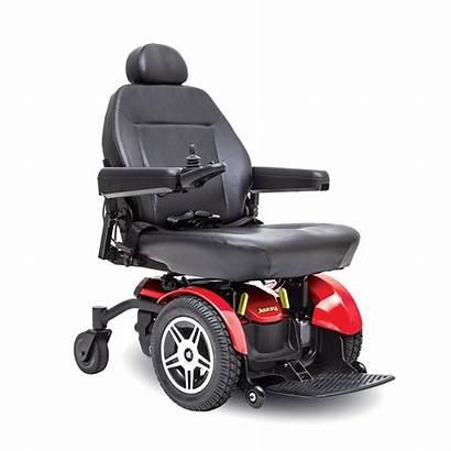 Jazzy Elite Pride Wheelchair Power