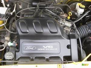 2001 Ford Escape Xlt V6 3 0 Liter Dohc 24