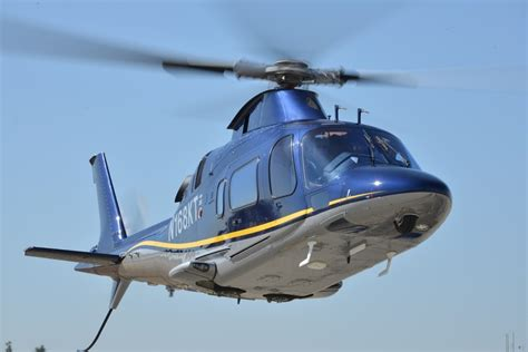 Helinet Adds Briles Executive Helishares Agusta VIP ...