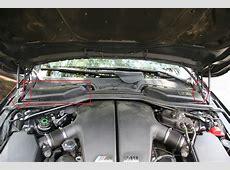 DIY Getting wires through firewall on 2010 BMW e60 BMW