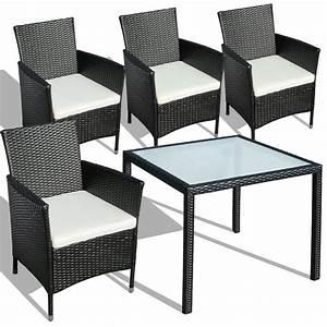 Rattan Outdoor Möbel : gartenm bel set poly rattan lounge m bel sitzgarnitur m belgarnitur schwarz ebay ~ Sanjose-hotels-ca.com Haus und Dekorationen