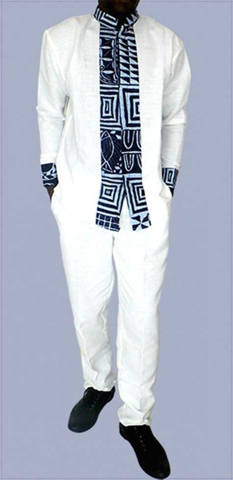 ensemble pantalon en pagne africain pour homme recherche idees relooking