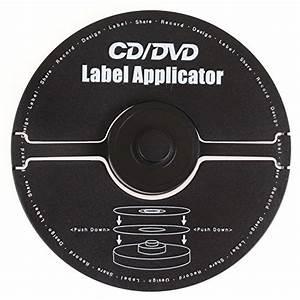 merax ez label cd dvd label applicator 40mm hole cd With cd label applicator