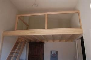 Faire Une Mezzanine : cout moyen pour l 39 installation d 39 une mezzanine suspendue ~ Melissatoandfro.com Idées de Décoration