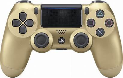 Controller Ps4 Dualshock Gold Playstation V2 Sony