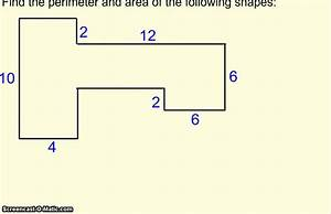 Perimeter, And, Area, Of, Irregular, Shapes