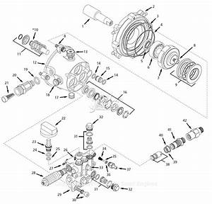 Campbell Hausfeld Pw2250 Parts Diagram For Pump Parts