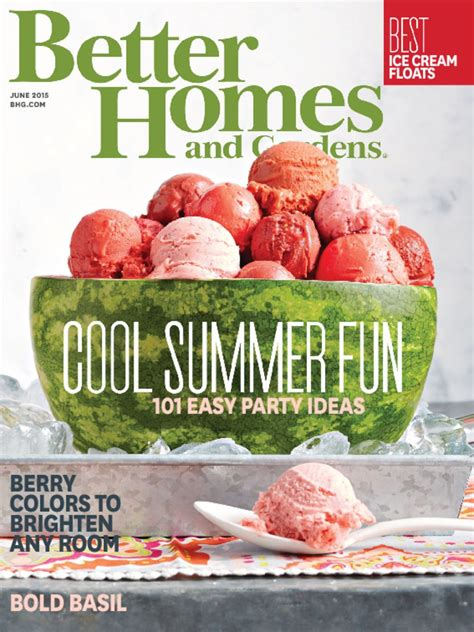 Better Homes And Gardens by 4378 Better Homes And Gardens Cover 2015 May Issue Jpg