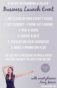 How to Plan a Killer Business Launch Event (in 6 steps ...