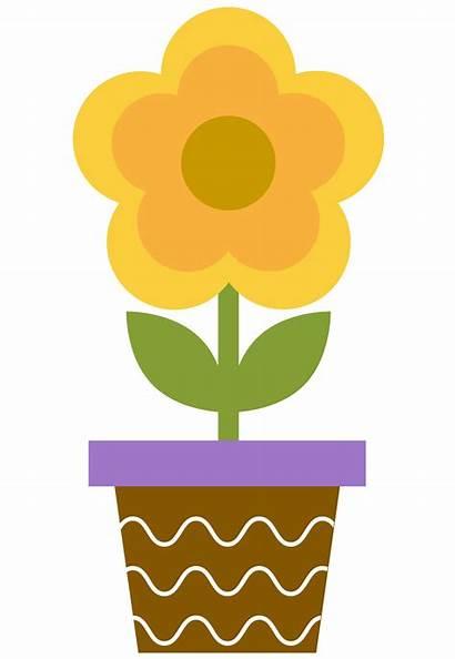 Pot Flower Transparent