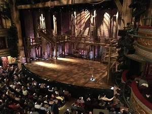 Richard Rodgers Theatre Section Front Mezzanine R Row A
