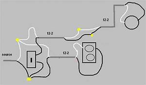 wiring diagrams to add a new light fixture do it With wiring a outlet