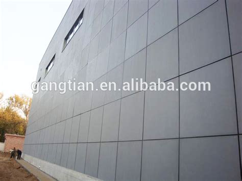 waterproof cement sheetfiber cement boardexterior wall