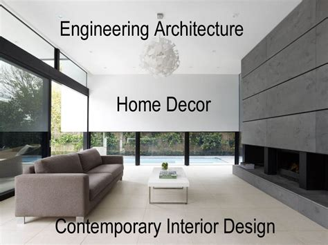 Home Design Engineer by Contemporary Architecture Engineering Design
