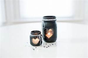 get crafty and make some unique candle holders 50 ideas With what kind of paint to use on kitchen cabinets for diy jar candle holders