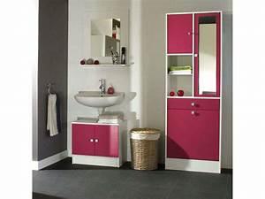 Salle De Bain Complete Conforama : meuble sous lavabo miroir ling re wave meuble de salle de bain conforama ventes pas ~ Melissatoandfro.com Idées de Décoration
