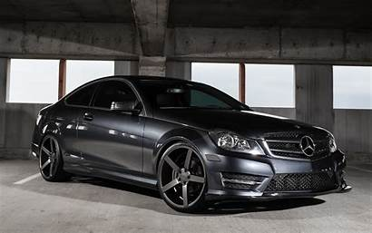 Mercedes Coupe Benz C250 Class Tuning Sports