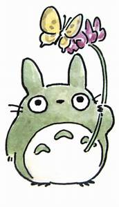 Totoro/#1338827 - Zerochan