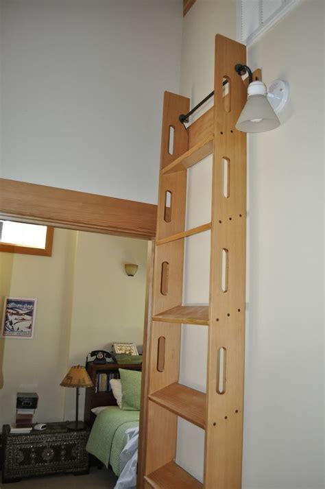 Loft Bedroom Access by Custom Made Attic Access Ladder Room
