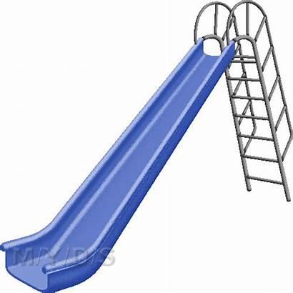 Slide Clipart Playground Chute Clip Slides Chicken