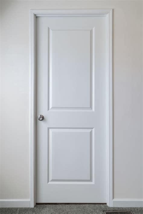 panel interior door midcountry homes