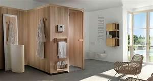 Sauna Für Zuhause : sauna clean one holzfront cm os optirelax ~ Eleganceandgraceweddings.com Haus und Dekorationen